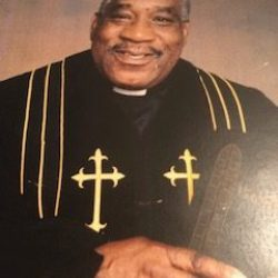 Pastor Emeritus Willie Dewey
