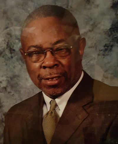 Deacon James B. Stevenson Jr.,